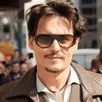 Johnny Depp hair