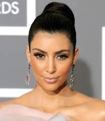kim kardashian hair line