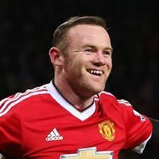 Wayne Rooney hair