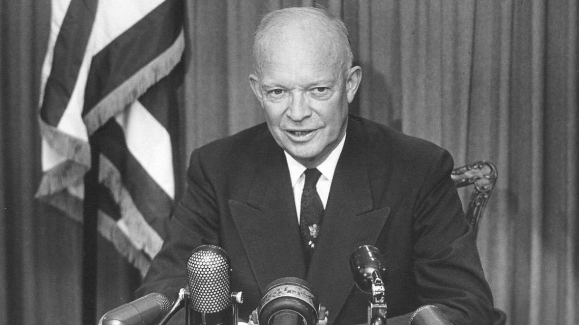 an evaluation of dwight eisenhowers effectiveness as a president Dwight eisenhower developed a highly effective system of working with congress within a governing organization that he designed to suit the executive skills he had honed during a lifetime of.