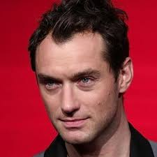 jude law hair loss