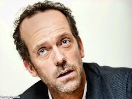 hugh laurie hair loss