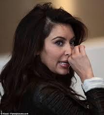 kim kardashian hair loss