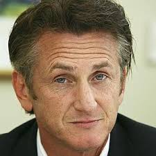 Sean Penn hair