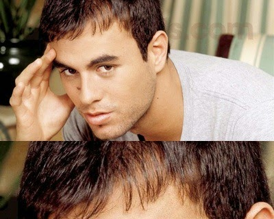 enrique iglesias hair loss