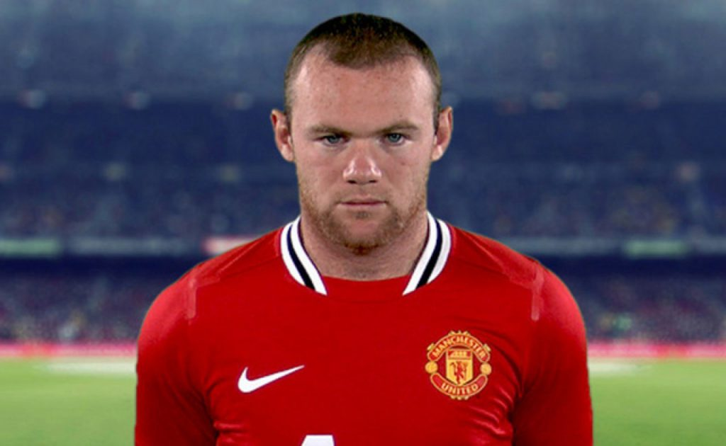 wayne rooney hair before and after